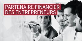 Partenaire financier des entrepreneurs